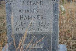 Adams FitzHugh Hamner