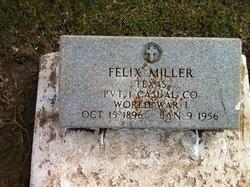 PVT Felix Miller