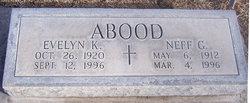 Evelyn K Abood
