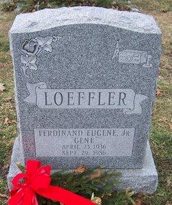 Ferdinand Eugene Loeffler, Jr