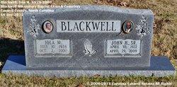 Iola <I>McAdams</I> Blackwell