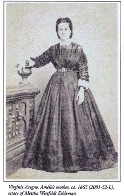 Marie Virginie <I>Ternant</I> Avegno