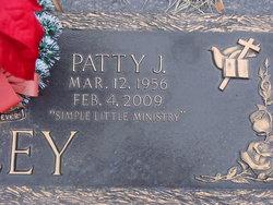"""Patricia """"Patty"""" <I>Bailiff</I> Bailey"""