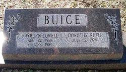 Rayburn Lowell Buice