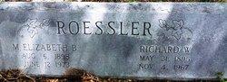 Richard Wagner Roessler, Sr