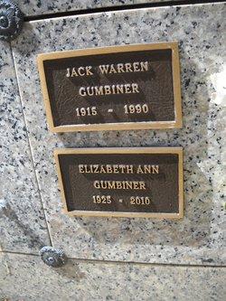 Jack Warren Gumbiner