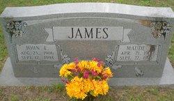 Maude L. James