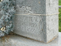 Charlotte Virginia <I>Holter</I> Beachley
