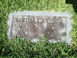 Bertha Grisby