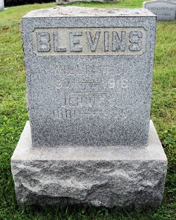 Williams James Blevins