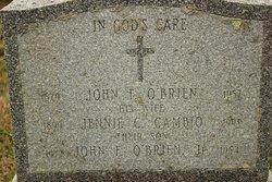 John Francis O'Brien, Jr