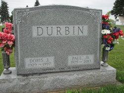 Doris Jane <I>Brooks</I> Durbin