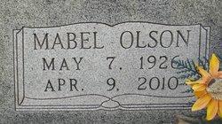 Mabel <I>Olson</I> Bard