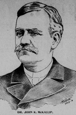Rev John K. McKallip