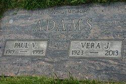 Paul Vernon Adams