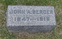 John Adam Berger
