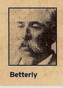 Pvt Charles C Betterly