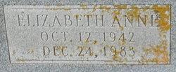 Elizabeth Ann Pedersen