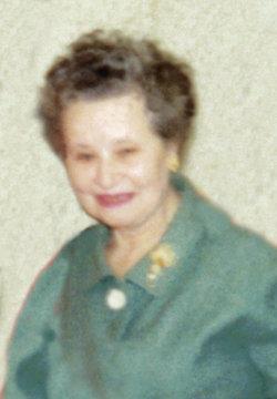 Gladys Mae <I>Bauserman</I> Allnutt