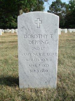 Dorothy T Depping