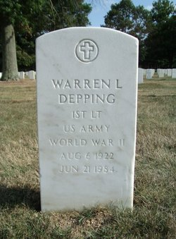 Warren Louis Depping