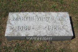 Martin Wickland