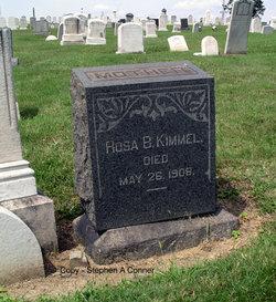 Rosa <I>Reichel</I> Kimmel