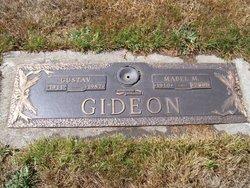 Mabel Marie <I>McFarland</I> Gideon