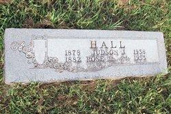 "Judson Jay ""Judd"" Hall"