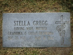Stella Gregg (1921-2012) - Find A Grave Memorial  Stella Gregg (1...