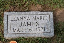 Leanna Marie James