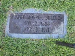 Albert Monroe Bullock