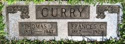 Thomas J Curry