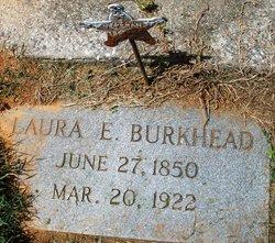 Laura Eugenia <I>Gillespie</I> Burkhead