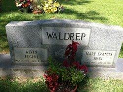 Mary Francis <I>Spain</I> Waldrep