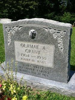 Olamae Milton <I>Armstrong</I> Grant