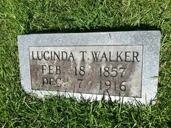 Lucinda T <I>Amerson</I> Walker
