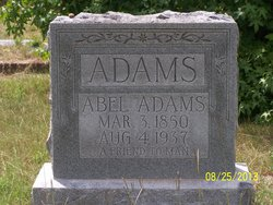 Abel Marion Adams, Jr