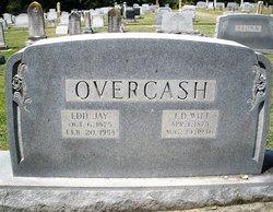 Joseph Dewitt Overcash