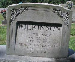 James Lee Wilkinson