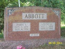 """James L. """"Roy"""" Abbott"""