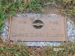 Dannie Glenn Billings