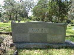Anna Mae <I>Matthews</I> Adams