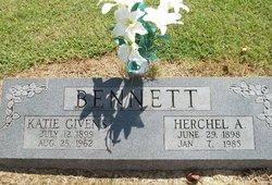 Herchel Ardell Bennett