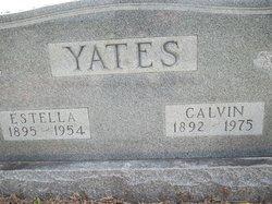 Estella <I>Givens</I> Yates