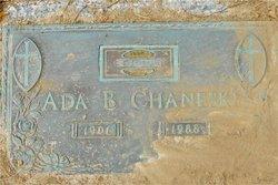 Ada B Chaneski