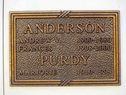 Andrew V. Anderson