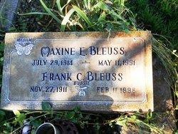 Maxine Elizabeth <I>Merritt</I> Bleuss