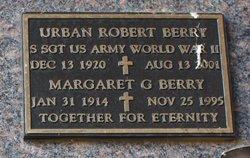 Margaret G Berry