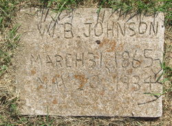 Wilburn B. Johnson